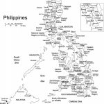 Philippines Printable Blank Map, Royalty Free, Manila | Gift Ideas   Printable Map Of The Philippines