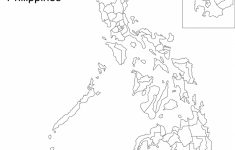Philippines Printable, Blank Maps, Outline Maps • Royalty Free – Printable Map Of The Philippines