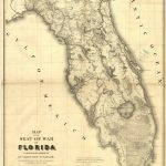 Pinsniffersmith On Maps | Seminole Florida, Old Maps, Map   Framed Map Of Florida