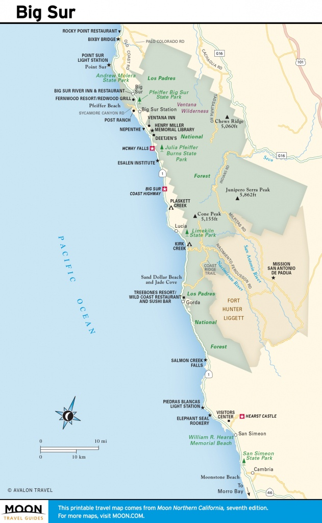 Pismo Beach California Map - Klipy - Pismo Beach California Map - Beach Map Of California