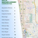 Podnaples | Map Of Luxury Communities   Pelican Bay Florida Map