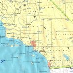 Political Map Of Southern California   Full Size | Gifex   Map Of Southeastern California