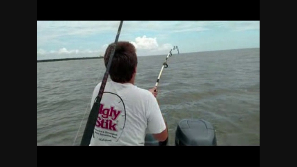 Port Aransas Bay Texas Fishing Spots Map - Youtube - Texas Wade Fishing Maps