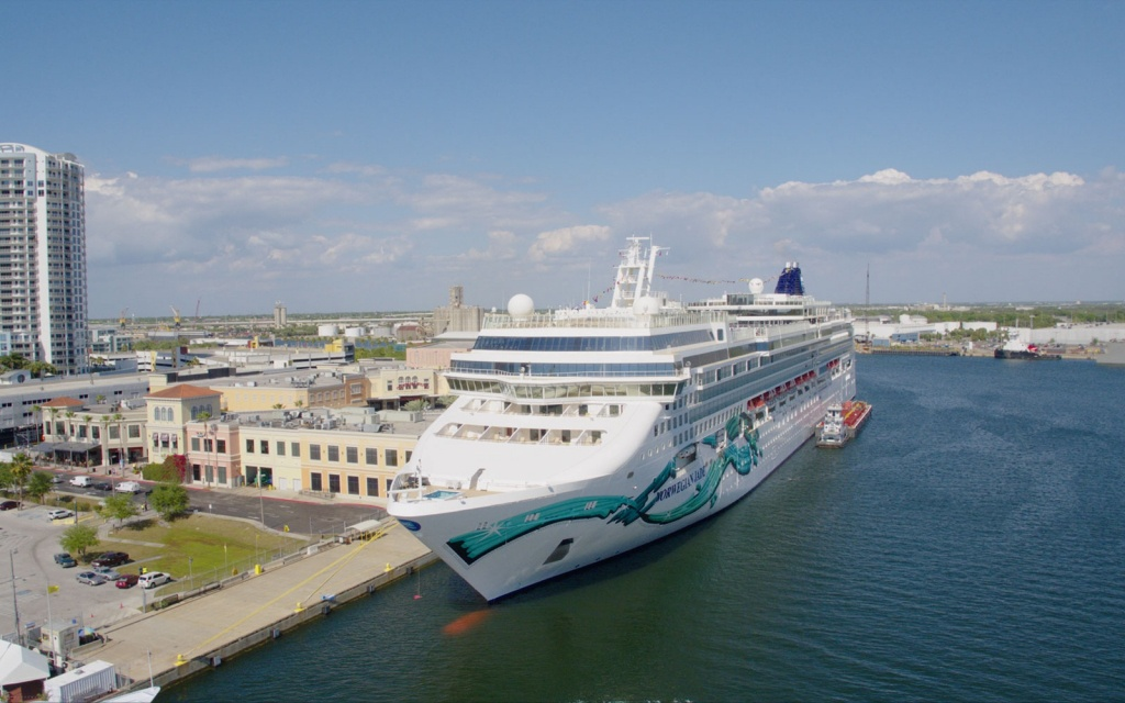 Port Of Tampa Bay Official Information - Map Of Miami Florida Cruise Ship Terminal