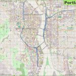 Portland Maps | Oregon, U.s. | Maps Of Portland   Printable Map Of Portland Oregon