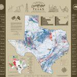 Poster Gallery Winners – 2016 Texas Gis Forum | Tnris – Texas – Texas Gis Map
