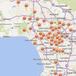 Power Outages Los Angeles Google Maps California Outage Map Gulf 6   California Power Outage Map