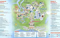 Printable Disney World Maps 2017 Awesome Google Map Orlando Copy – Printable Magic Kingdom Map 2017