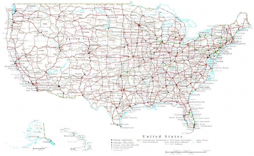 Printable Driving Maps - Capitalsource - Printable Driving Maps