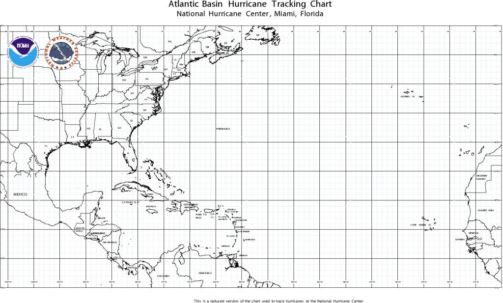 Printable Hurricane Tracking Chart And Gulf Activity | Old River - Printable Hurricane Tracking Map