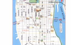 Manhattan Road Map Printable
