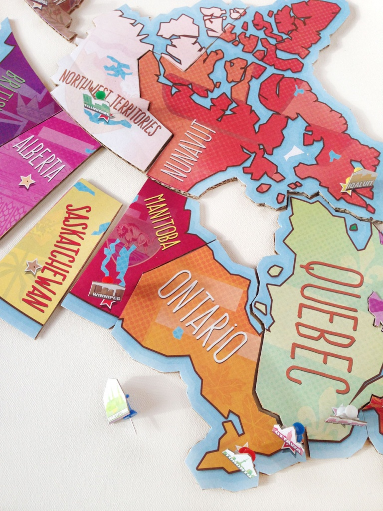 Printable Map Of Canada Puzzle | Play | Cbc Parents - Canada Map Puzzle Printable