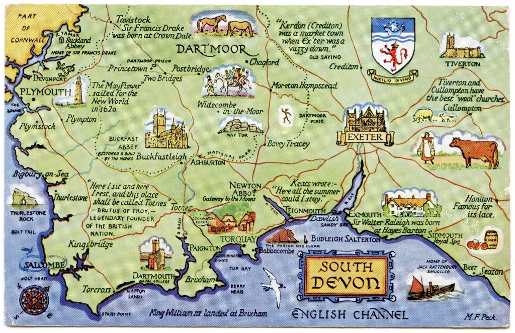 Printable Map Of Cornwall And Devon - Saferbrowser Yahoo Image - Printable Map Of Cornwall