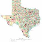 Printable Map Of Texas | Useful Info | Texas State Map, Printable   Free Texas State Map