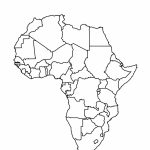 Printable Maps Of Africa   Maplewebandpc   Free Printable Map Of Africa