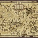 Printable Marauders Map (88+ Images In Collection) Page 2   The Marauders Map Printable