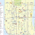 Printable New York Street Map   Capitalsource   Printable New York Street Map