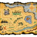 Printable Treasure Maps For Kids | Kidding Around | Treasure Maps   Printable Kids Pirate Treasure Map