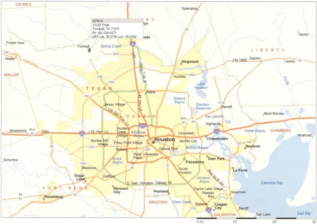 Printable Zip Code Map Of Houston Tx Printable Zip Code Map Of - Houston Zip Code Map Printable