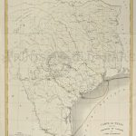 Prints Old & Rare   Texas   Antique Maps & Prints   Old Texas Maps Prints