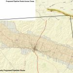 Proposed Route For The Kinder Morgan Permian Highway Pipeline   Kinder Morgan Pipeline Map Texas