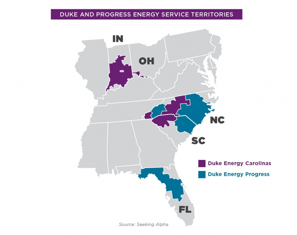 Public Energy Enemy No. 1: Why Duke, America's Biggest Electric - Duke Energy Transmission Lines Map Florida
