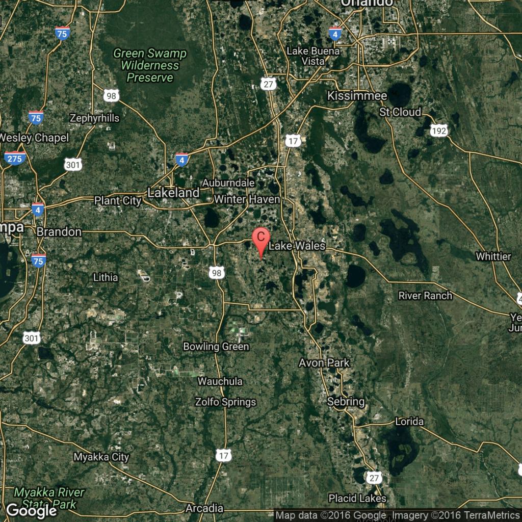 Public Golf Courses In Polk County, Florida | Usa Today - Map Of Central Florida Golf Courses