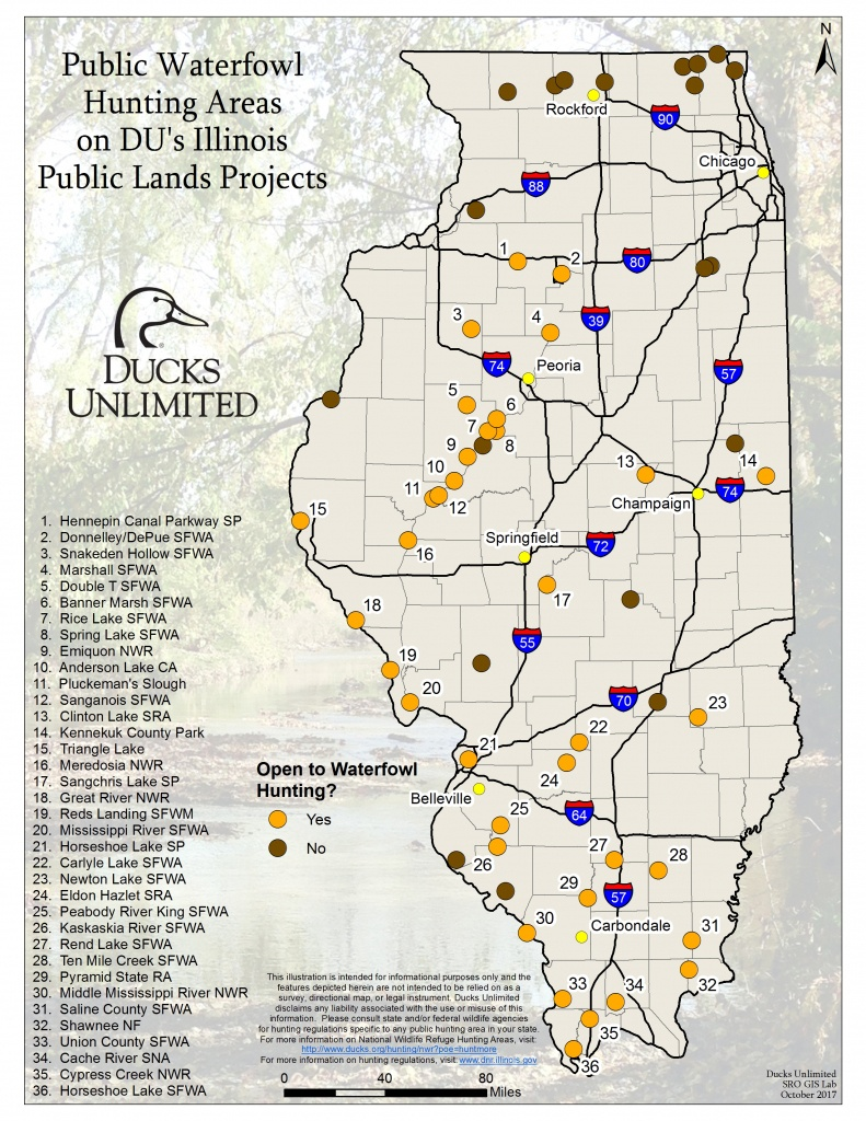 Public Waterfowl Hunting Areas On Du Public Lands Projects - Texas Public Hunting Map