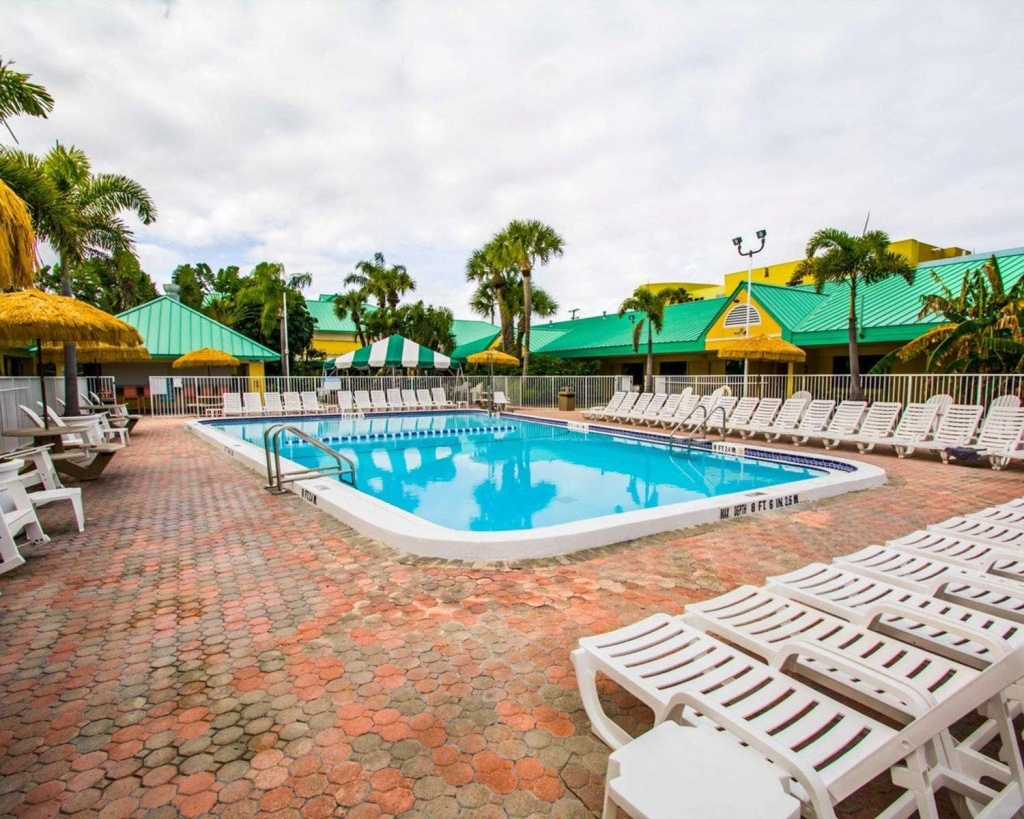 Quality Inn & Suites Port Canaveral Cocoa Beach, Fl - See Discounts - Map Of Hotels In Cocoa Beach Florida