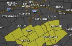 North Texas Radar Map