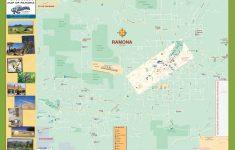 Ramona California Map