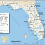 Reference Maps Of Florida, Usa   Nations Online Project   Google Map Of Florida Cities