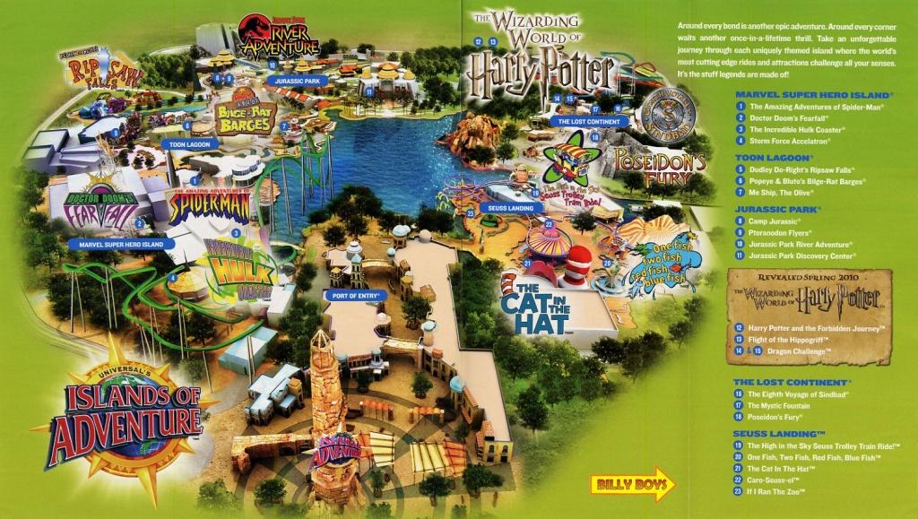 Related Image | Universal Studios | Island Of Adventure Orlando - Orlando Florida Universal Studios Map