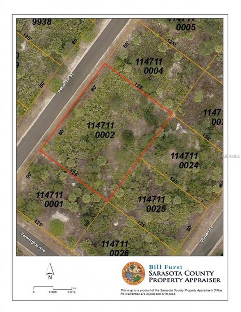 Reservoir Street, North Port, Fl 34288 | Mls# A4429137 | Purplebricks - Where Is North Port Florida On A Map