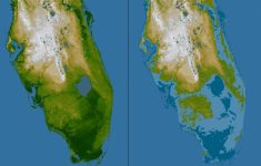 Florida Sea Level Rise Map