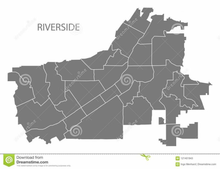 riverside california mapquest   Printable Maps