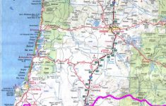 Road Map Of California And Oregon Reference Map Reference California – Road Map Oregon California