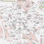 Rome Maps   Top Tourist Attractions   Free, Printable City Street Map   Central Rome Map Printable
