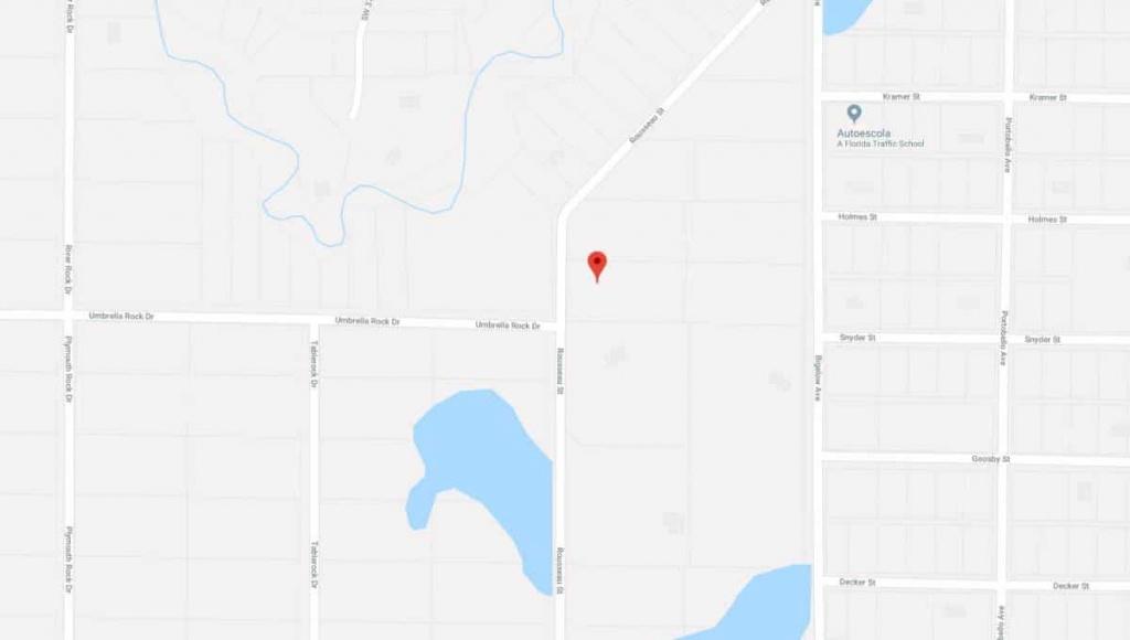 Rousseau St, Webster, Florida | Terrenos Na Florida - Webster Florida Map