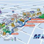 Route Map | Las Vegas Monorail   Printable Map Of Las Vegas Strip