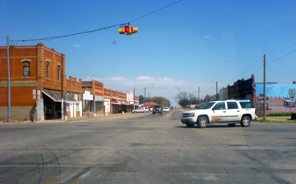 Rule, Texas - Wikipedia - Rule Texas Map