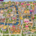 San Antonio | San Antonio, Texas Tourist Map See Map Details From   Map Of Downtown San Antonio Texas