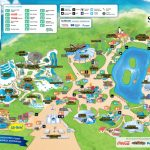 San Antonio Seaworld Map   Seaworld San Antonio Printable Map