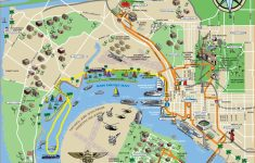 Printable Map Of Downtown San Diego