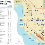 San Diego Maps | California, U.s. | Maps Of San Diego   San Diego Attractions Map Printable