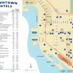 San Diego Maps | California, U.s. | Maps Of San Diego   San Diego Attractions Map Printable