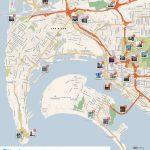 San Diego Printable Tourist Map | Favorite Places & Spaces | San   San Diego Attractions Map Printable