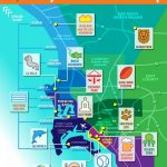 San Diego Tourism Map   San Diego Attraction Map (California   Usa)   San Diego Attractions Map Printable