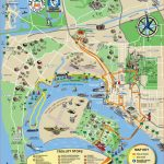 San Diego Tourist Attractions Map   San Diego Attractions Map Printable
