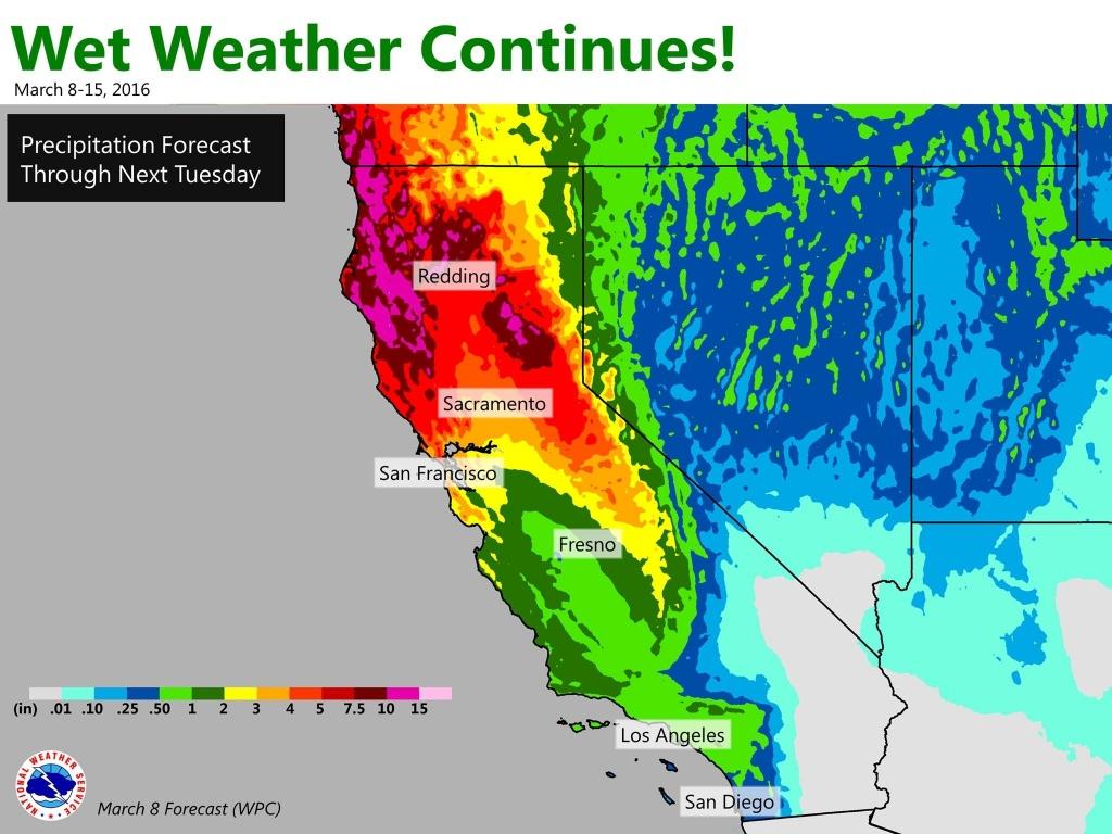 San Jose California Weather Map – Map Of Usa District - Northern California Radar Map